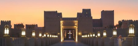 Anantara Qasr al Sarab Desert Resort © Minor International Pcl