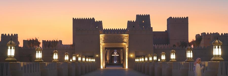 Anantara Qasr al Sarab Desert Resort © Minor International Pcl