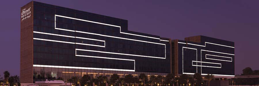 Fairmont Bab Al Bahr © Accor Hotels