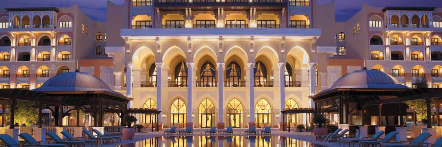Shangri-La Hotel Qaryat Al Beri Abu Dhabi © Shangri-La International Hotel Management Ltd