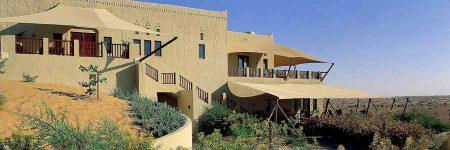 Al Maha Luxury Collection Desert Resort & Spa Dubai © Marriott International Inc