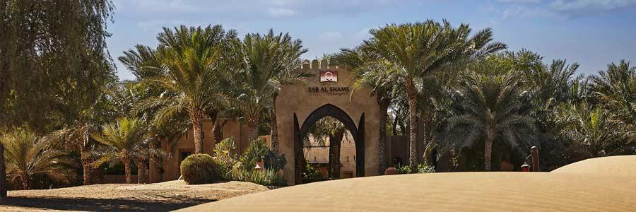 Bab Al Shams © Bab Al Shams Desert Resort & Spa