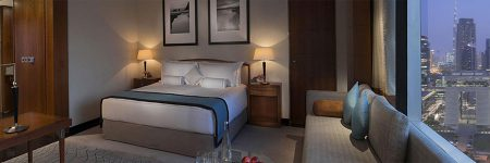 Deluxe Room Jumeirah Emirates Towers © Jumeirah International Llc