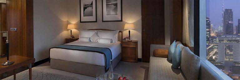 Deluxe Room Jumeirah Emirates Towers © Jumeirah International Llc