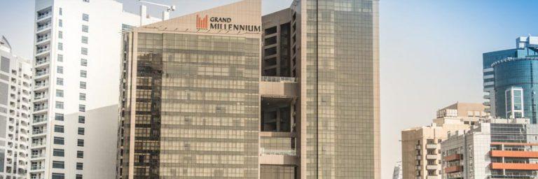 Grand Millennium Dubai © Millennium Hotels and Resorts