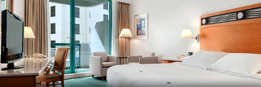 Deluxe Room Hilton Dubai Jumeirah © Hilton Hotels & Resorts