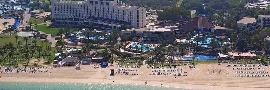 Jebel Ali Beach Hotel und Palm Tree Court © Ja Resorts & Hotels