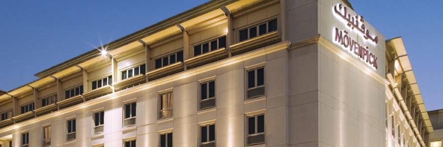 Mövenpick Hotel & Apartments Bur Dubai © Mövenpick Hotels & Resorts