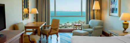 Deluxe Sea View Sheraton Jumeirah Beach Resort © Marriott International Inc