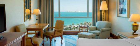 Deluxe Sea View Sheraton Jumeirah Beach Resort © Marriott International Inc